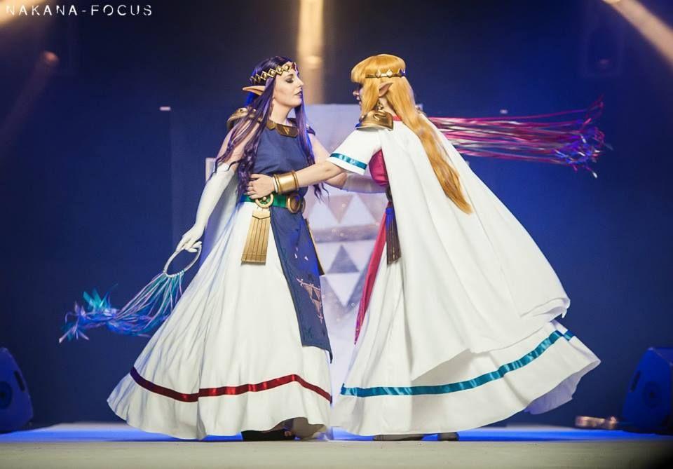 Hilda Extrait De The Legend Of Zelda A Link Between Worlds De