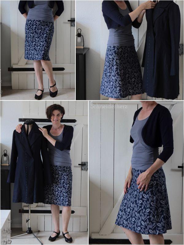 20 min kleid blau