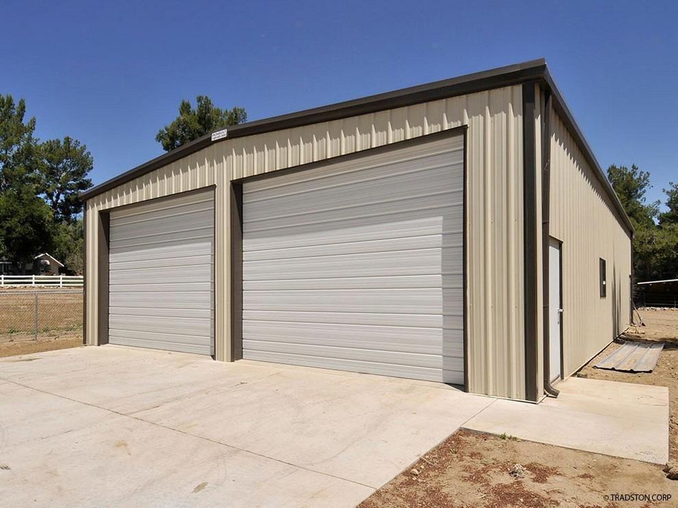 Benefits of Metal Garage Buildings over Traditional Garage