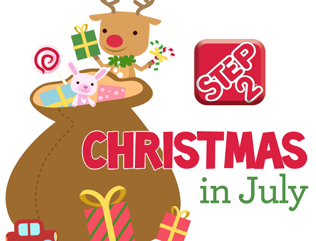 Check Out This Awesome Winner Winner Chicken Dinner: Step2 Christmas In July Sale + HUGE $2500 Toy Giveaway