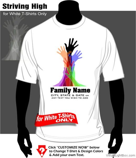 T-Shirt Cafe African American Family Reunion T-Shirt Designs ...