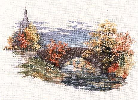 Ponte in autunno 1