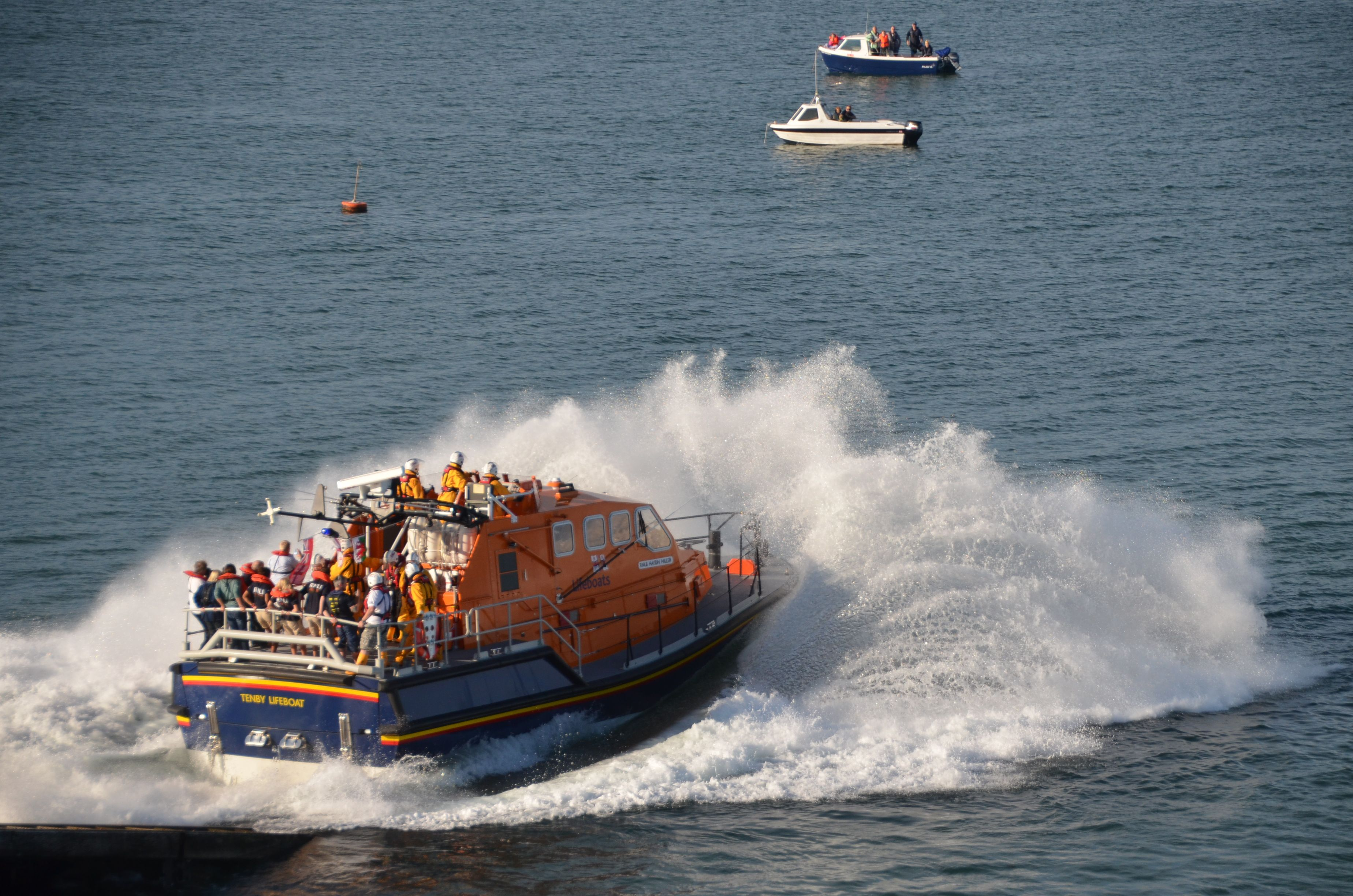 R.N.L.I. to the rescue! (With images) Pilot boats