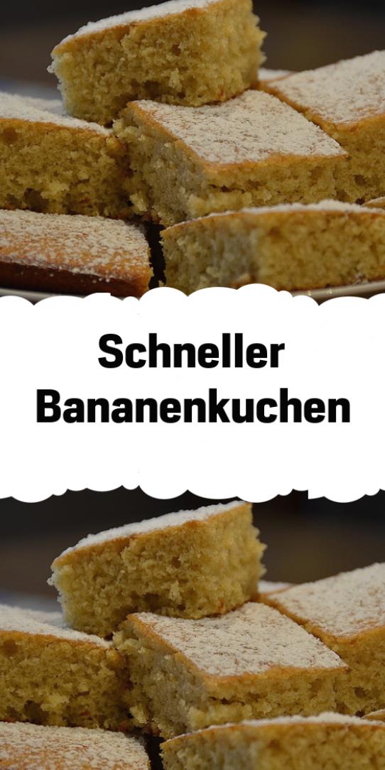 schneller bananenkuchen von pialein75