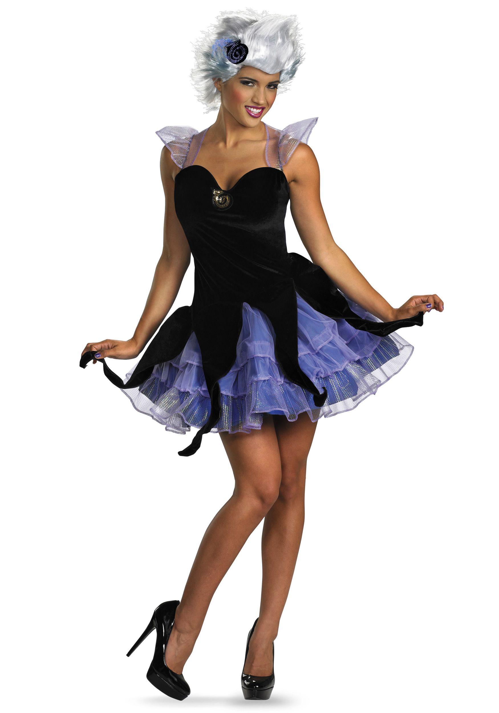 Sexy Ursula Costume  8efc49f892d0