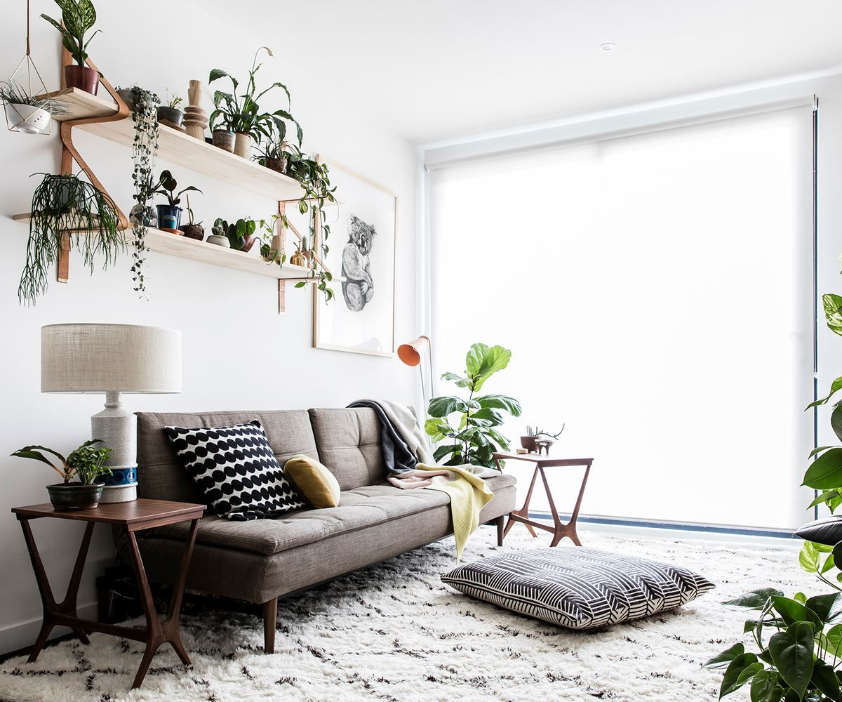 Indoor Apartment Plants: Off The Plant Apartment Doubles As Indoor Jungle