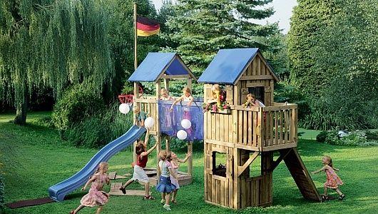 Drewniany Plac Zabaw Do Ogrodu I Zjezdzalnie Producent Rsc Bis Park Slide Park Structures
