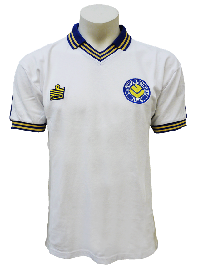... vintage Leeds United shirts. Top 10 Classic Admiral Football Kits Of  Yesteryear (Photos). leeds-admiral 942e31a5a