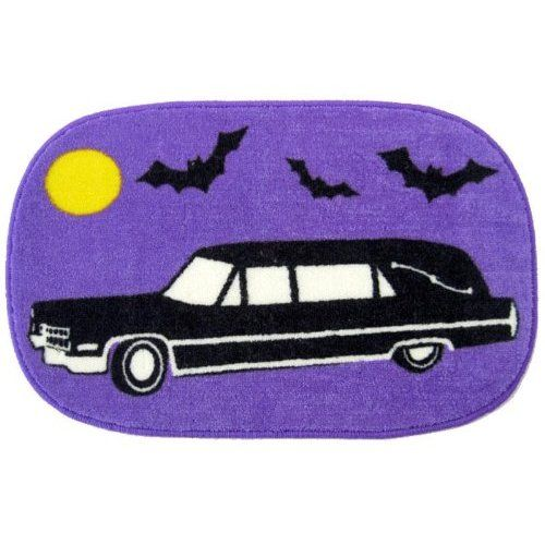 Hearse Floor Mat Interesting Products Pinterest Funeral - decorate your car for halloween