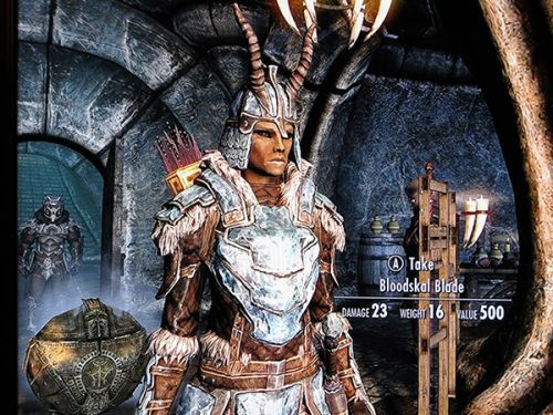 Love The Deathbrand Armor Why Skyrim Is Awesome Pinterest