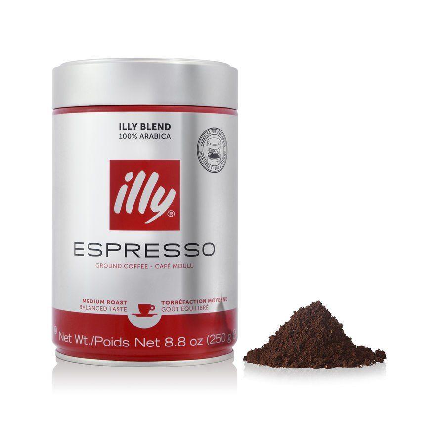 Ground Espresso Classico Coffee Medium Roast Medium Roast Coffee Coffee Roasting Espresso Ground Coffee