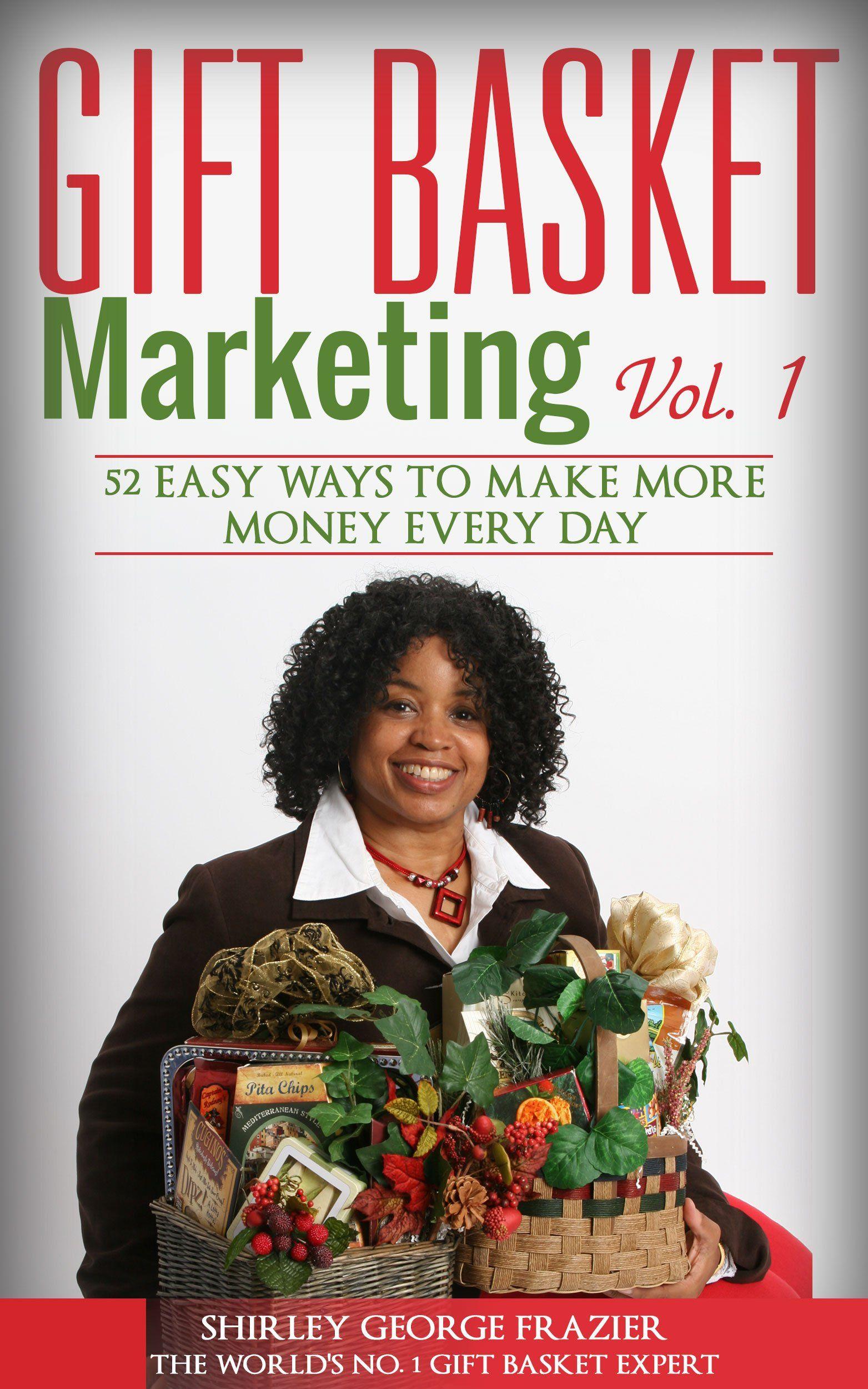 T Basket Marketing Vol 1 By Shirley George Frazier