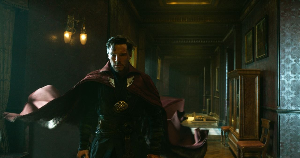 Doutor Estranho : Foto Benedict Cumberbatch
