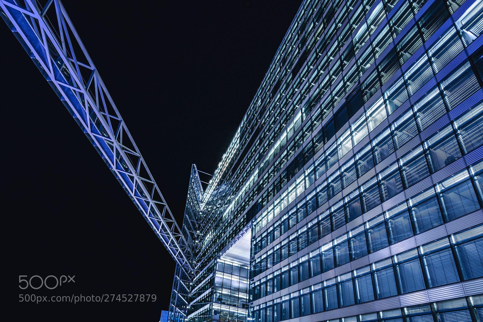 Kranzler Eck by Claudio_deSat Building, Skyscraper