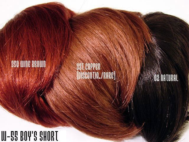 Dark Brown With Copper Highlights Light Hair Color Hairs