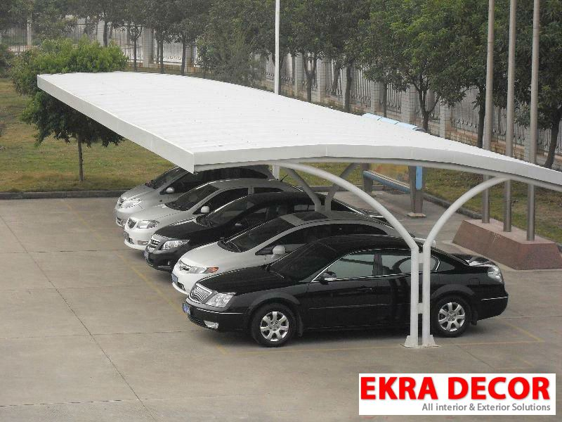 We Are Most Trusted Name In The Manufacturing And Supplying Of The Wide Array Of Car Parking Sheds Covered Car Parking Structure Car Shed Carport Designs Car Awnings