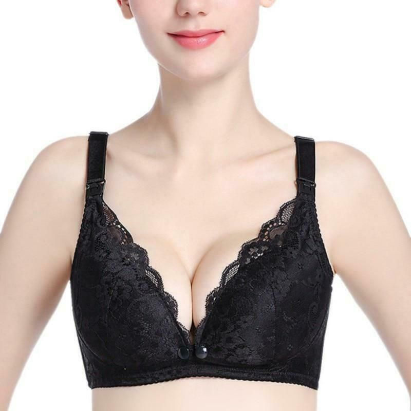caef0884798 Pregnancy Women Nursing Bra Maternity Clothing Solid  fashion  clothing   shoes  accessories