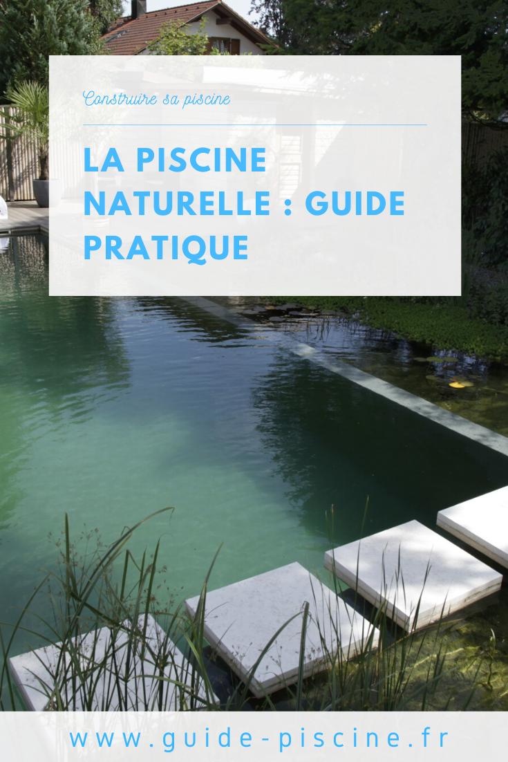 Piscine naturelle un bassin bio dans votre jardin - Autoconstruction piscine naturelle ...