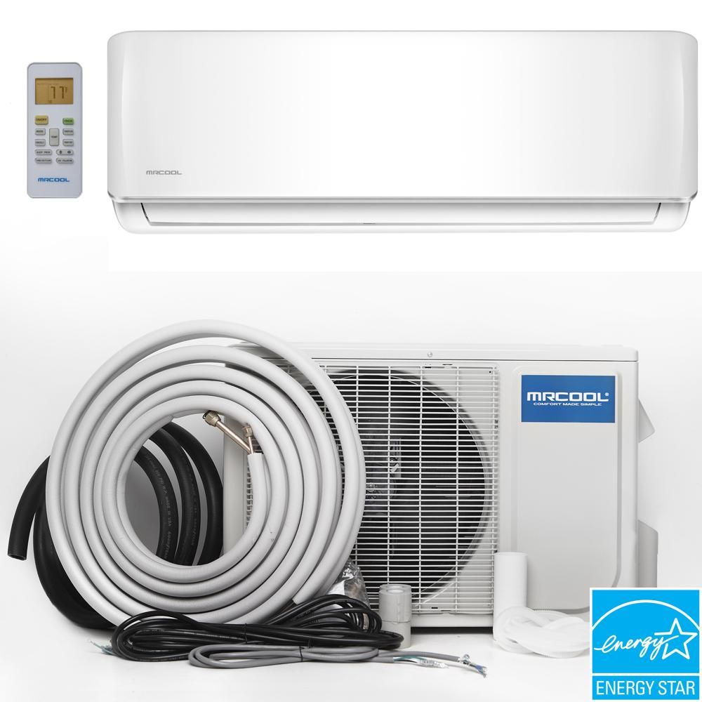 Mrcool Oasis Es 9k Mini Split Air Conditioner And Heat Pump 22 8
