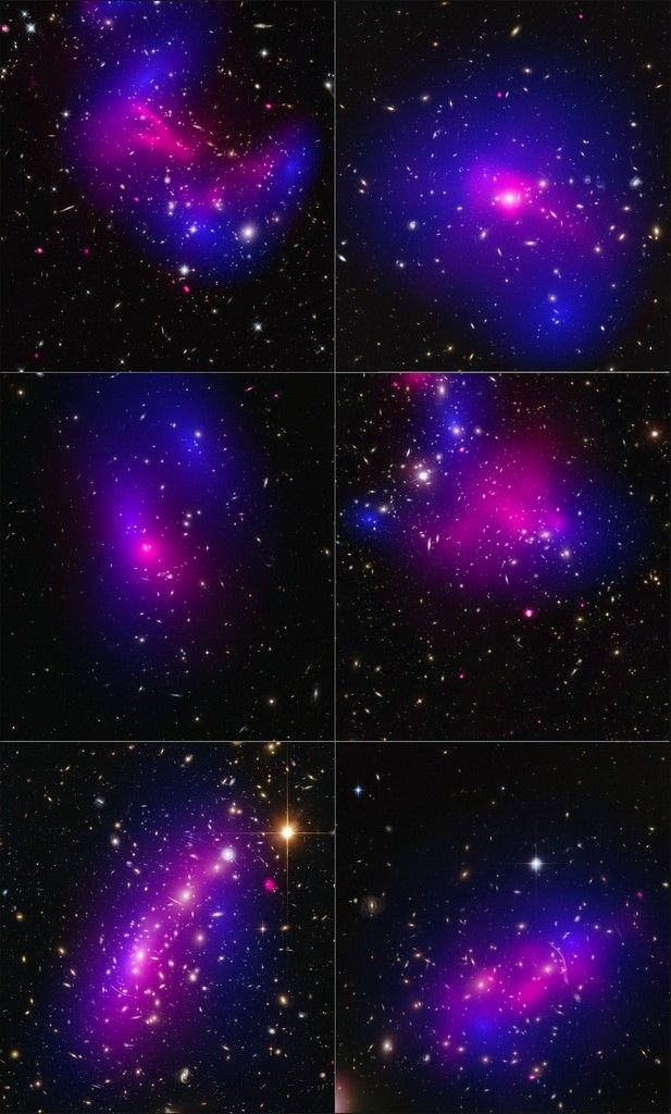Nasa Find Clues That May Help Identify Dark Matter Beauty At Its Best