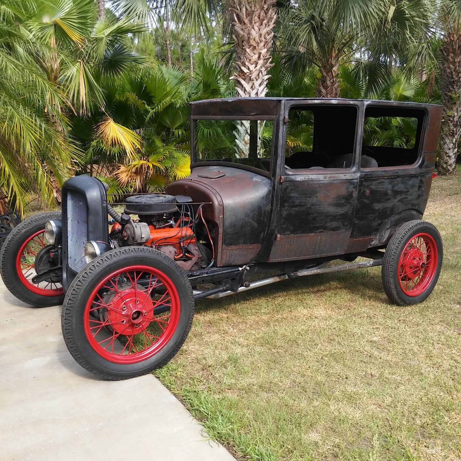 Not chopped 1927 Ford Model T hot rod | Hot rods for sale ...