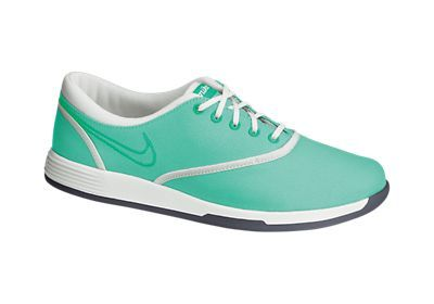 Look your best everyday with this shoes! Nike Ladies Lunar Duet Sport Golf Shoes - Mint/Summit White/Atomic Teal #Golf #Ladies #Fashion #Shoes #Sports #Nike #MintGreen