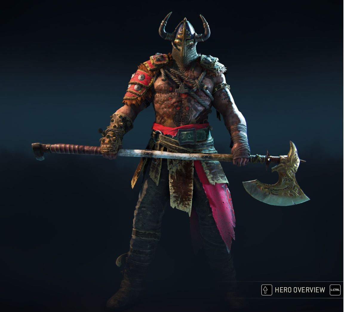 For Honor Raider | For Honor | Pinterest