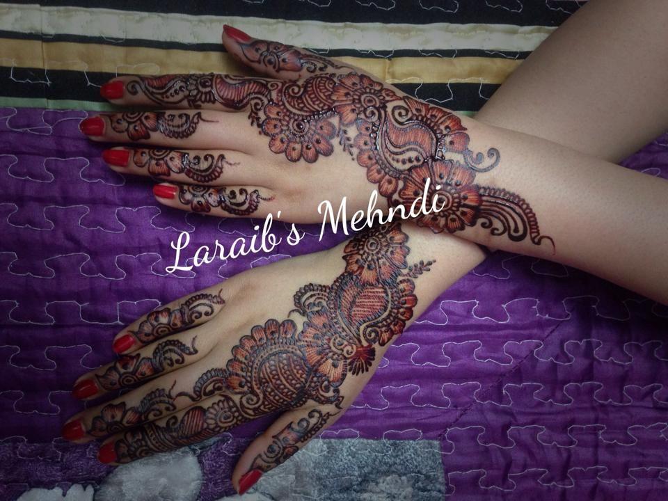 Mehndi Diya Design : Handmade diwali diya decoration ideas with indian mehendi design