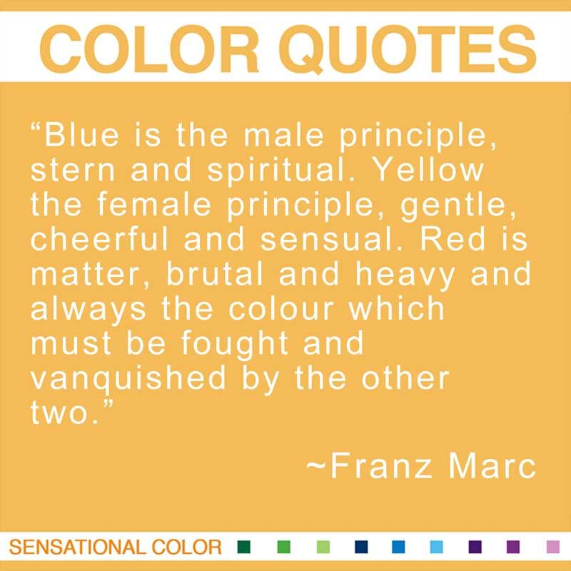 Pin On Sensational Color Quotes