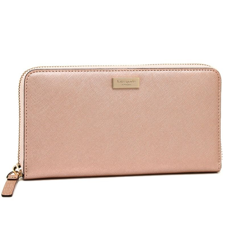 29503ad4f69 Cartera Kate Spade Color Dorado -   1