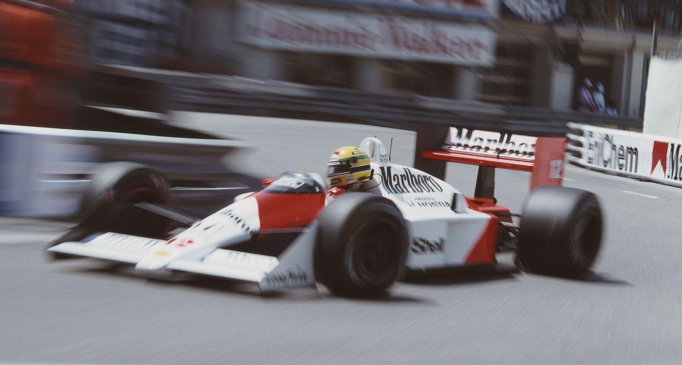 ———-  1988 Monaco Ayrton Senna  ——– Mclaren Honda ————