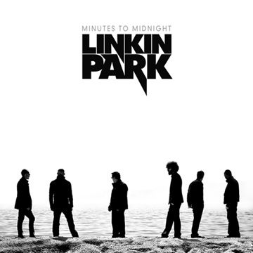 Linkin Park – Minutes To Midnight | Linkin park, Cd cover and Finals