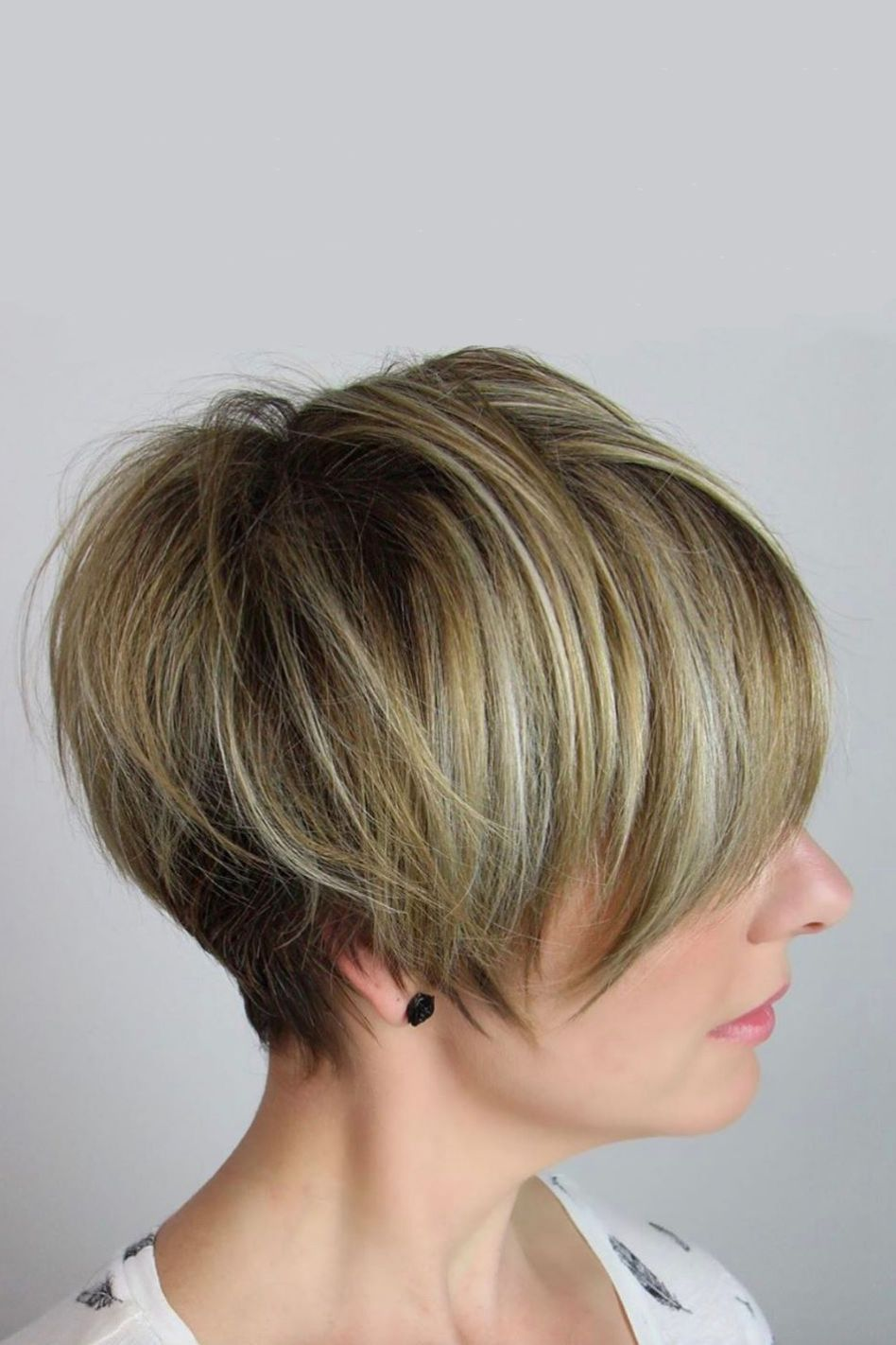 28++ Thick hair short cuts inspirations