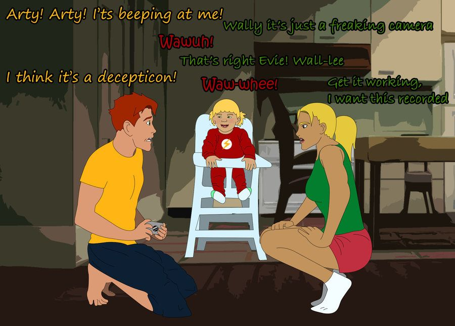 artemis and wally secretly dating fanfic