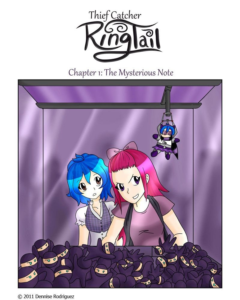 RingTail chapter 1