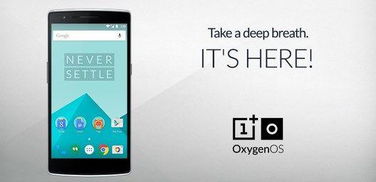 ¡Actualidad! ¿Sabías que #OxygenOS ya puede descargarse para #OnePlus One?