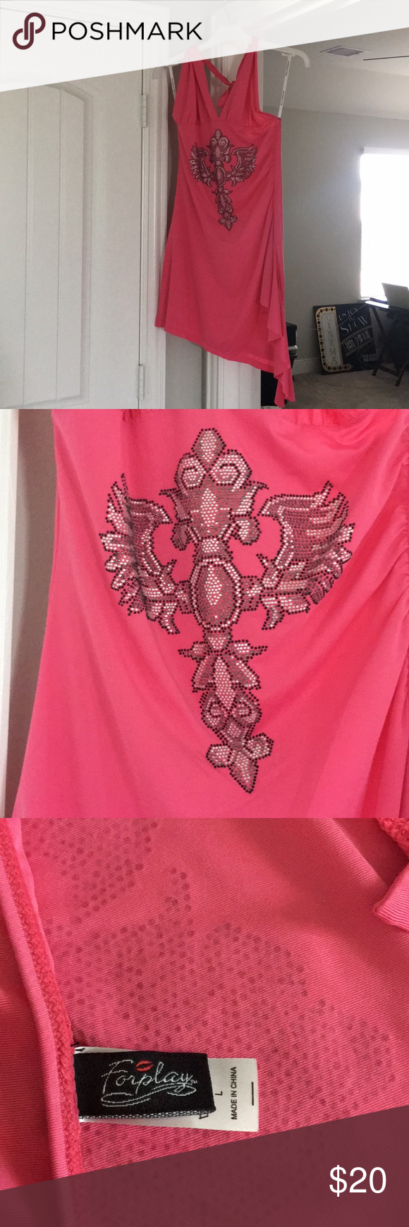 Pink dress design 2018  Pink dress in   My Posh Closet  Pinterest  Pink dresses