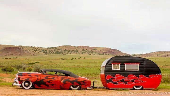 Epic Camping set up