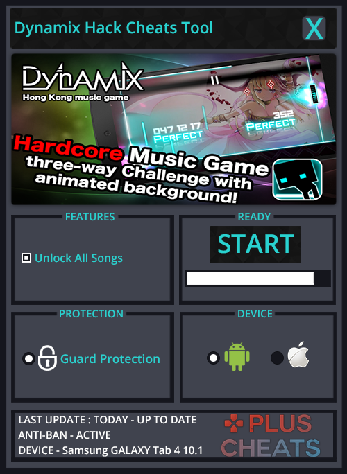 Dynamix Hack [Fixed] Features Fort Cheats for Games and