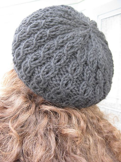 Madeline\'s Cable Mockery | Punto | Pinterest | Gorros, Tejido y Ideas