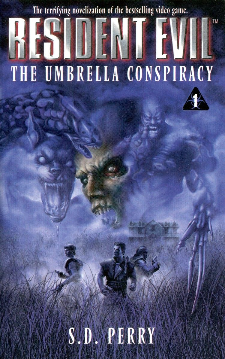 Resident Evil The Umbrella Conspiracy By S D Perry