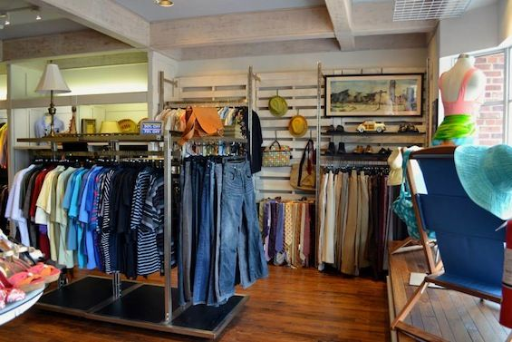 The Ten Best Resale Vintage And Thrift Stores In Denver Thrifting Vintage Thrift Stores Vintage Dress Shop