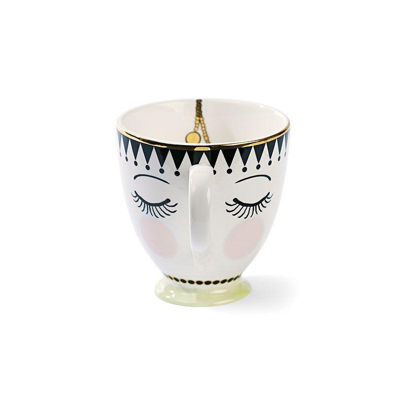 Miss Étoile Kaffeetasse Eyes \ Dots Geschenke Pinterest - porzellan geschirr geschenk