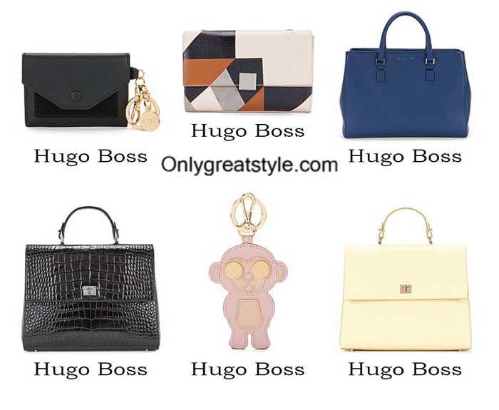 Hugo Boss bags spring summer 2016 handbags for women   Handbags For ... 1639e0b129