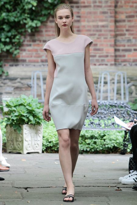 Yeohlee Spring 2014 Ready-to-Wear Collection Slideshow on Style.com