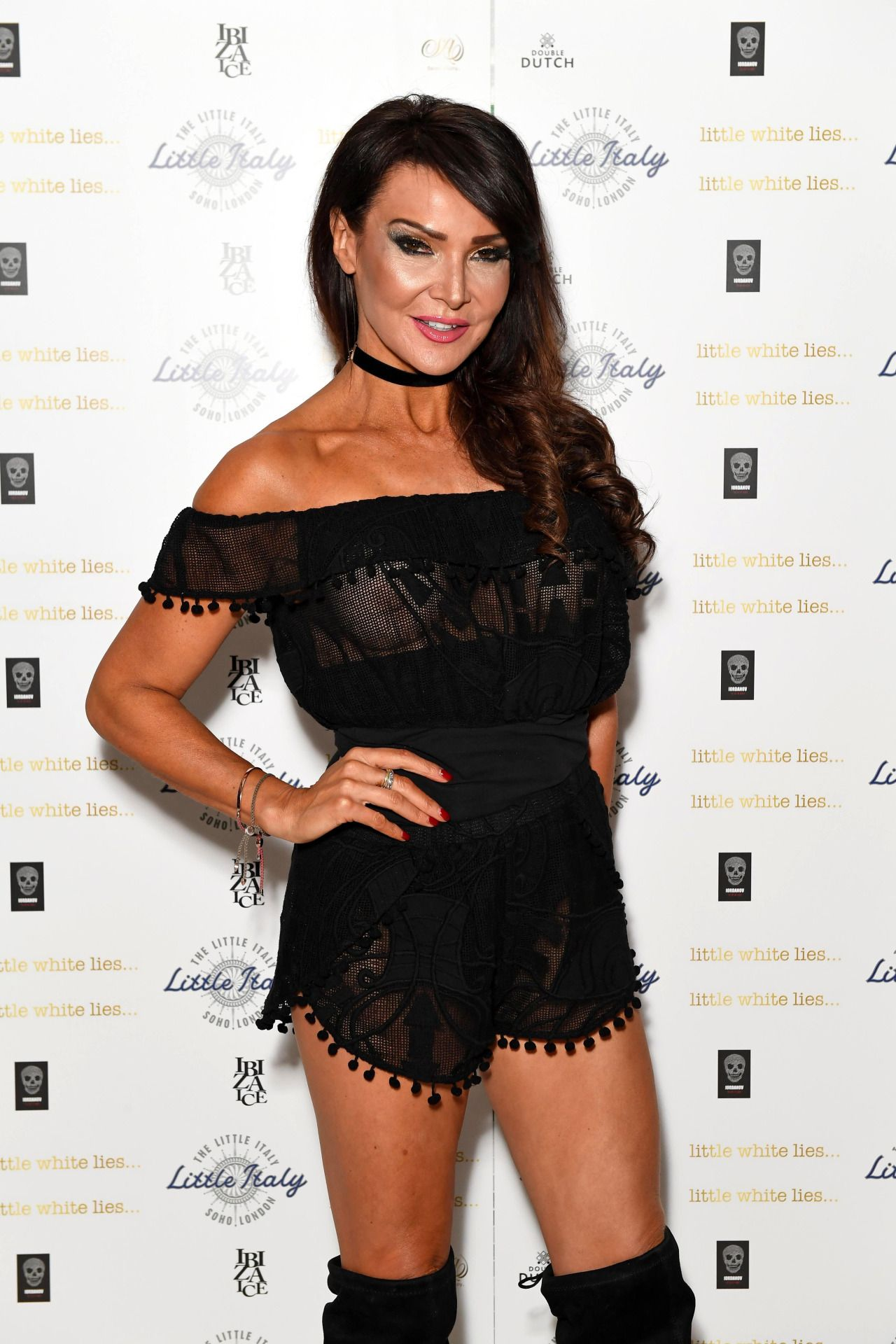 Lizzie cundy see through 2 naked (28 photos), Twitter Celebrity photo