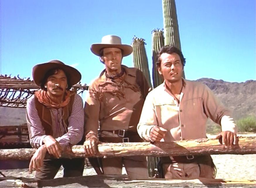 Pedro,Reno und Ira