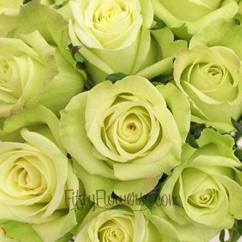 jade green bulk rose mint green