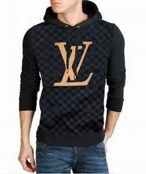 347dbdcce Sudadera LOUIS VUITTON | outfits men en 2019 | Mode Homme, Mode y ...