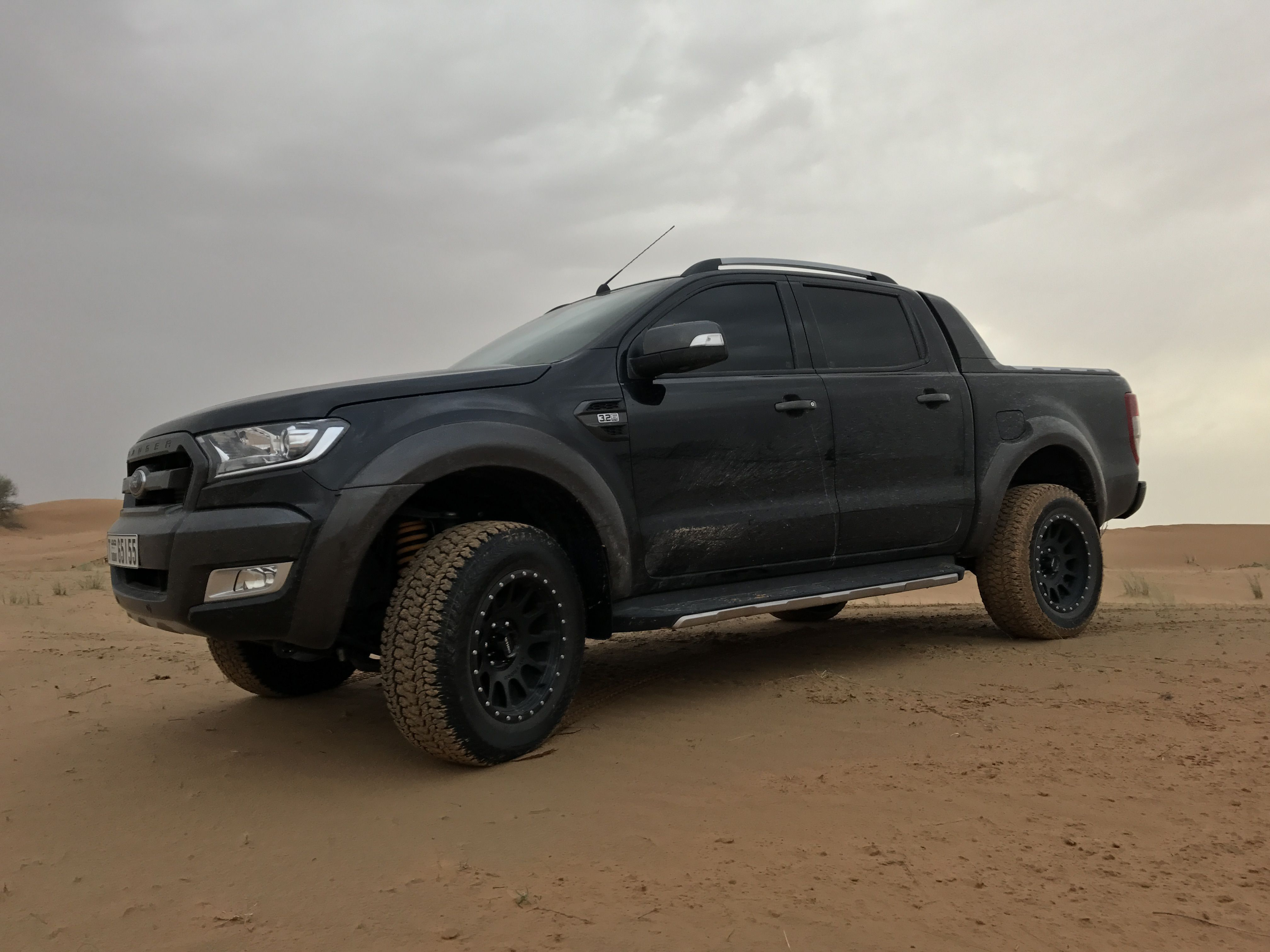 Ford Ranger 2017 >> My Ranger 2017 2 25 Tjm Lift Kit 275 60 R18 Ford Ranger Ford